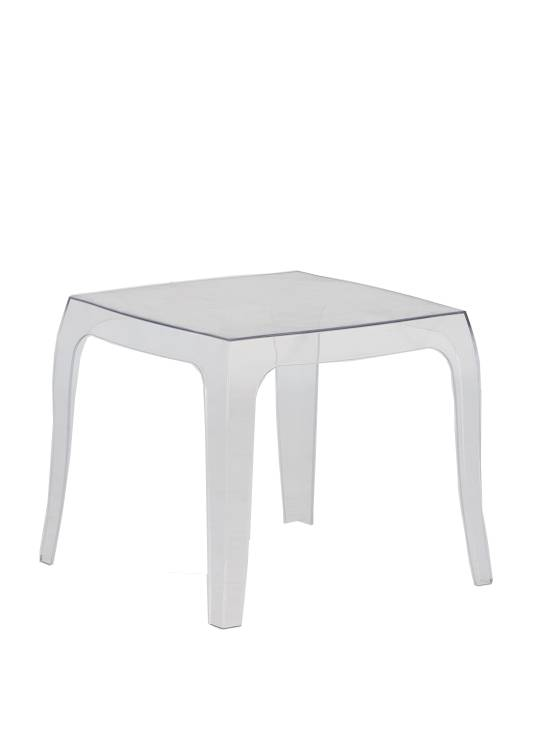 Clar Perspex Side Table