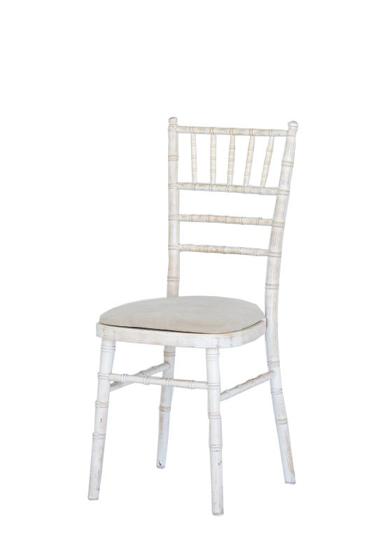 Limewash Chiavari Dining Chair