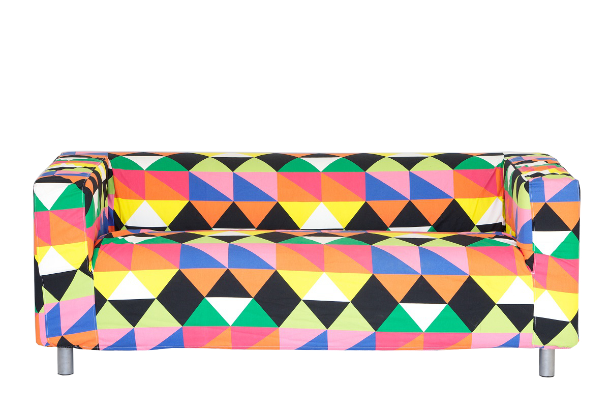 Multi-Coloured Cover Sofa