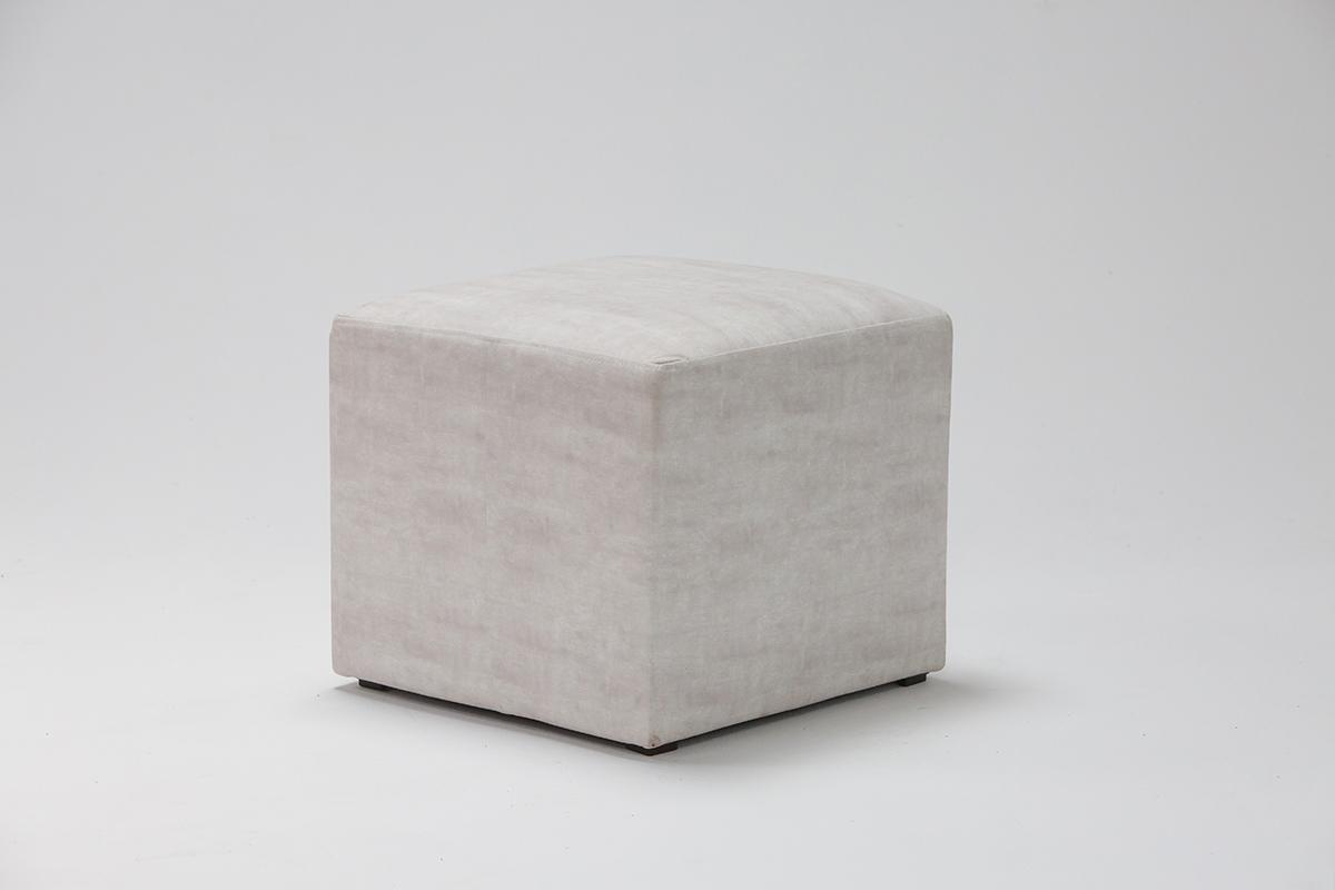 Ivory Cube Seat