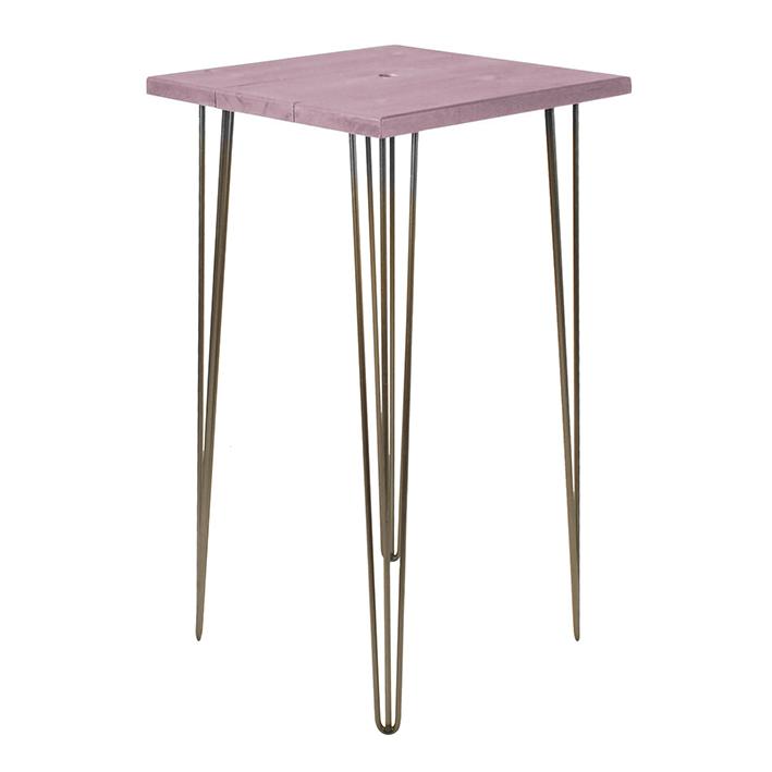 Dusky Lilac Bar table