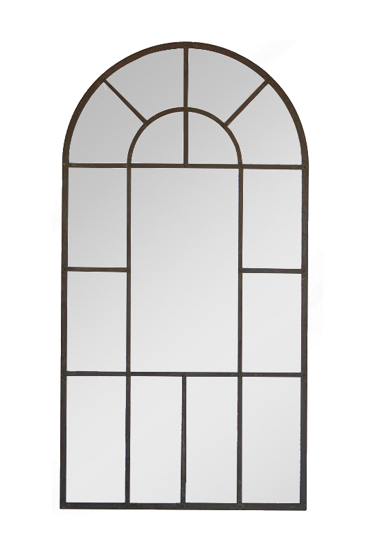 Silver Arch Mirror